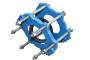 Ремонтное уплотнение раструбного соединения РУРС ДУ 50