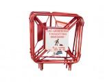 Щиты ограждения (незаменимы для оборудования мест производства строительных или ремонтных работ).