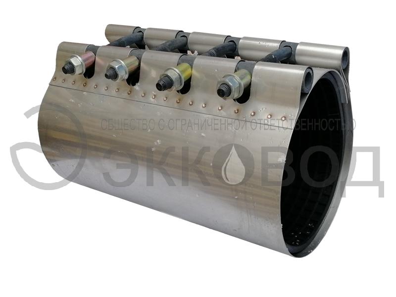 Свертная муфта ДУ 125 L 200 мм