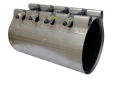 Свертная муфта ДУ 80 L 330 мм