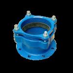 Патрубки фланцы-раструбы с резиновым уплотнением ПФРК